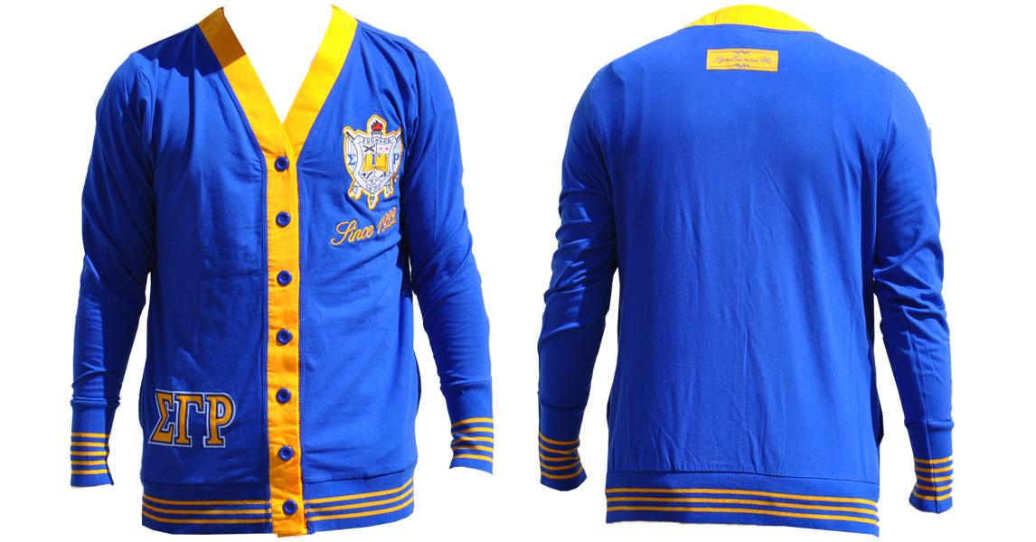 Sigma Gamma Rho Apparel Cardigan