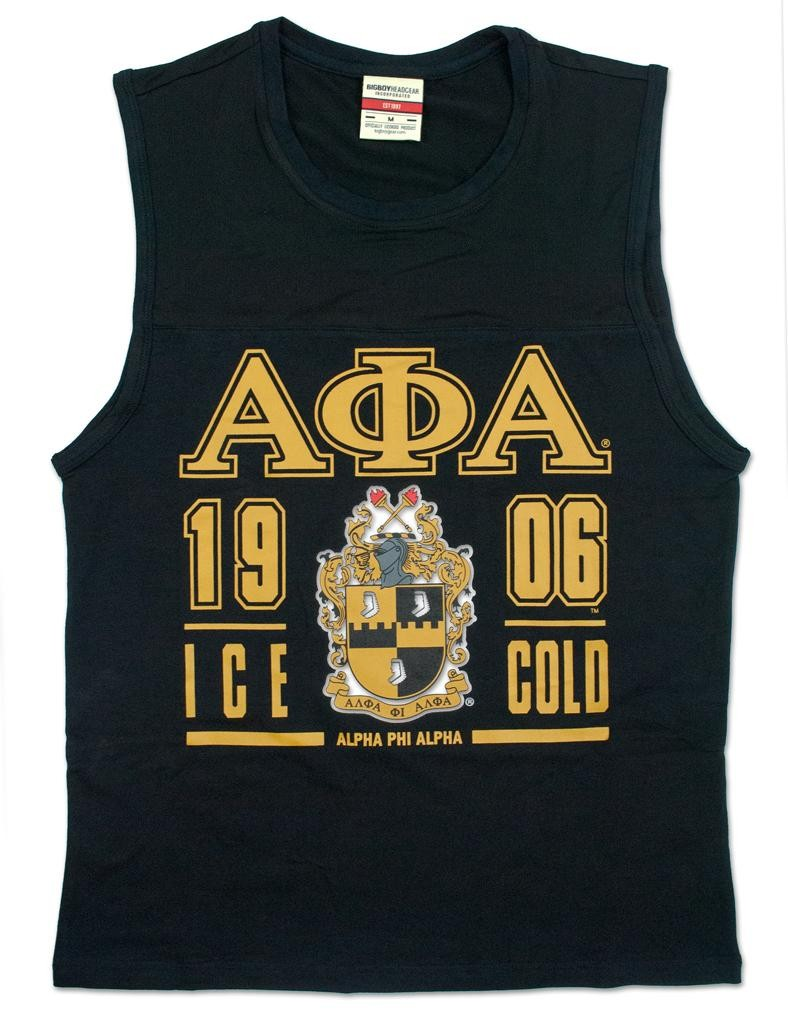 Alpha Phi Alpha apparel Sleeveless Shirt