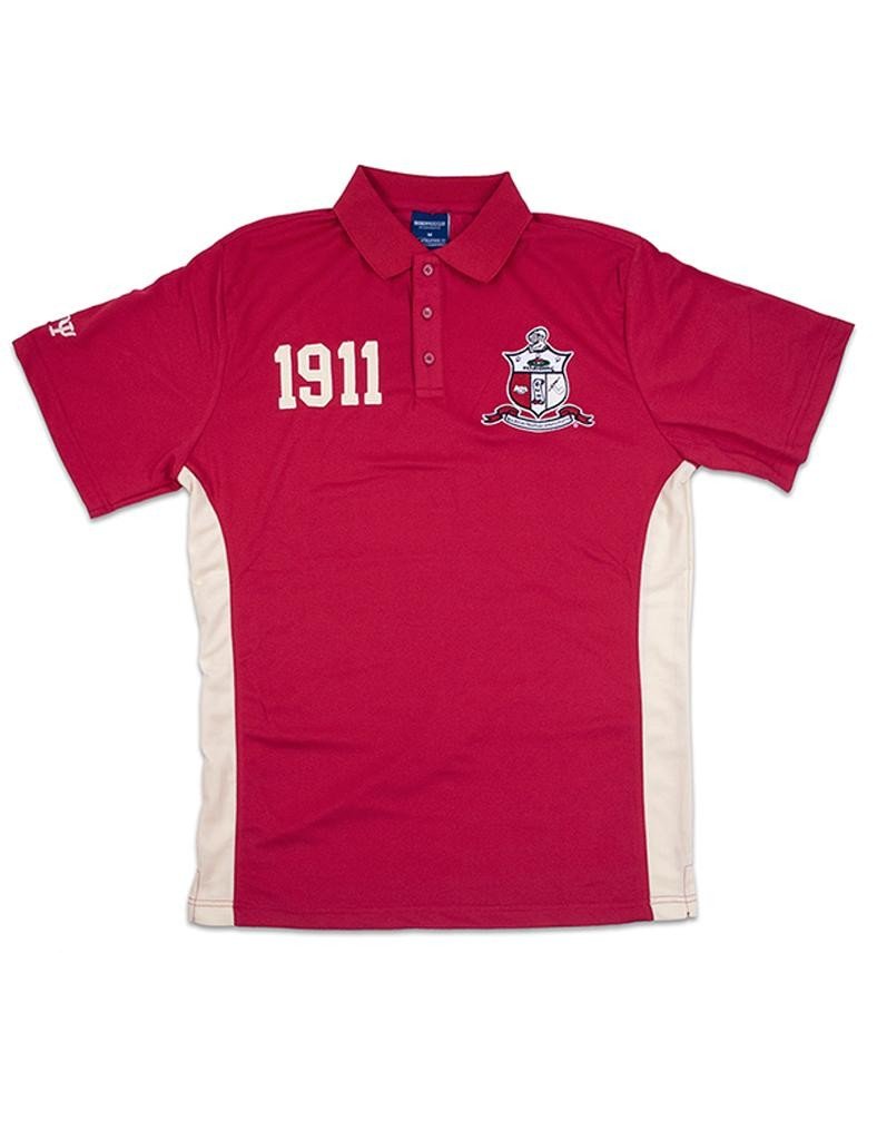 Kappa Alpha Psi apparel Polo T Shirt