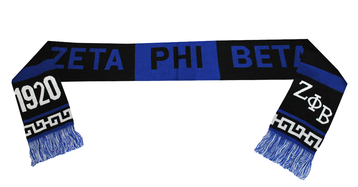 Zeta Phi Beta merchandise - Plastic License Plate