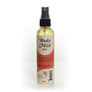 Kush Body Mist - 4 oz.