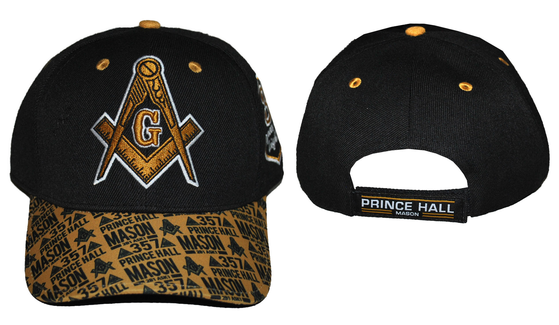 Prince Hall Cap - Freemason