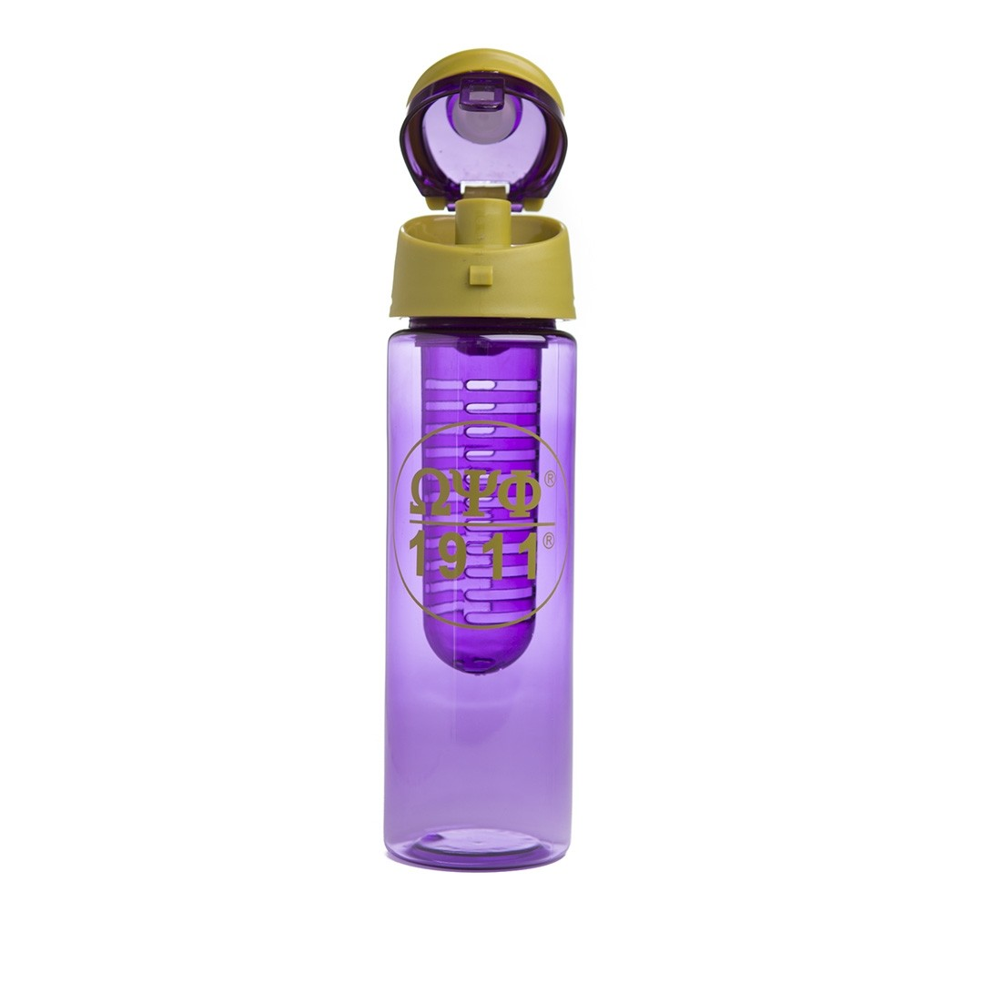 Omega Psi Phi Water Bottle