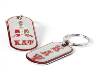 Kappa Alpha Psi Key Ring