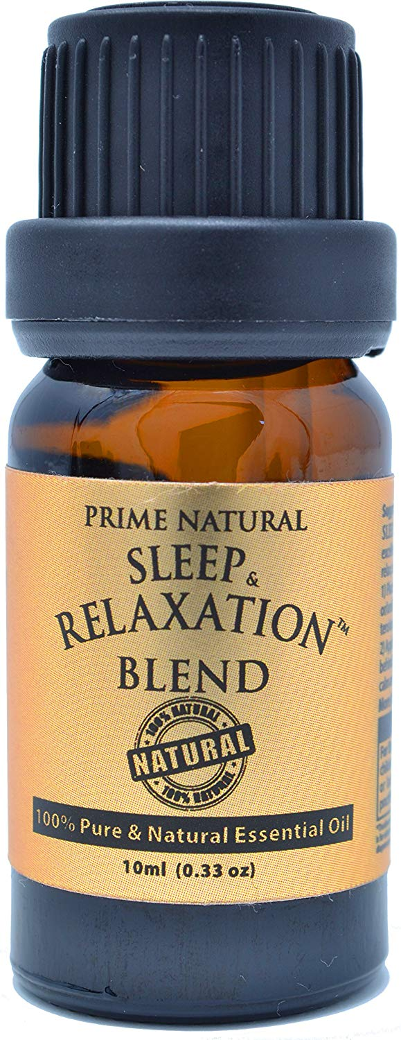 10 ml. Sleep & Relaxation Essential Oil Blend