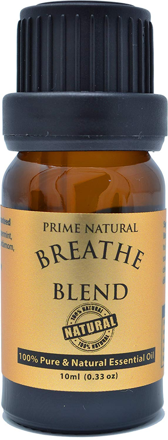 10 ml. Breathe Essential Oil Blend