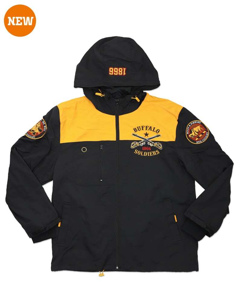 Buffalo Soldiers Windbreaker