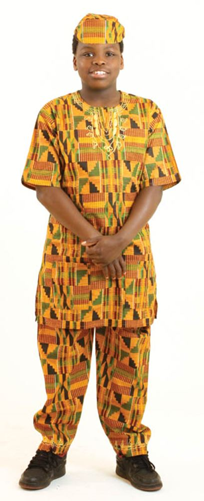Boys African Clothing