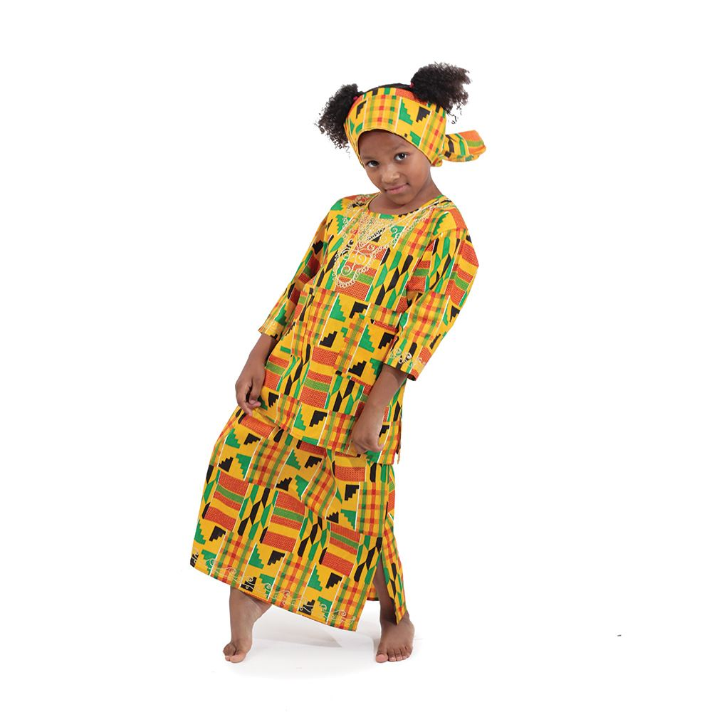 Girls African Clothing
