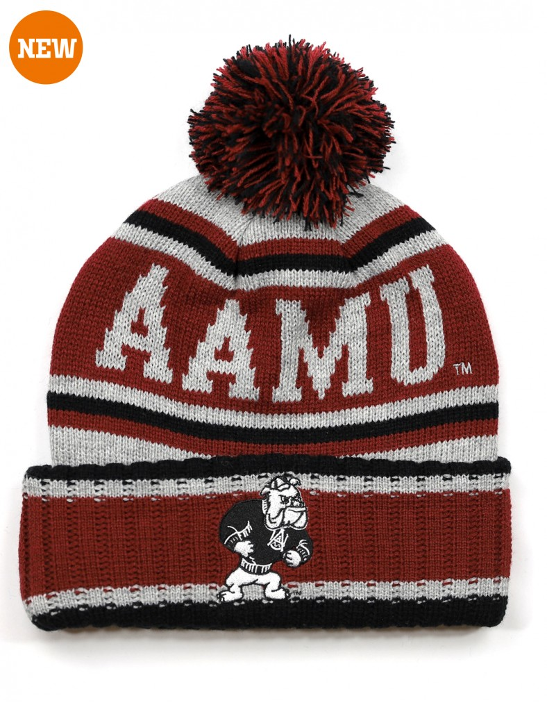 Alabama A & M University Beanie merchandise