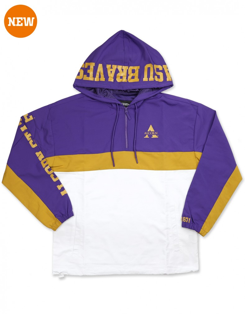 Alcorn State University Women's Anorak Jacket