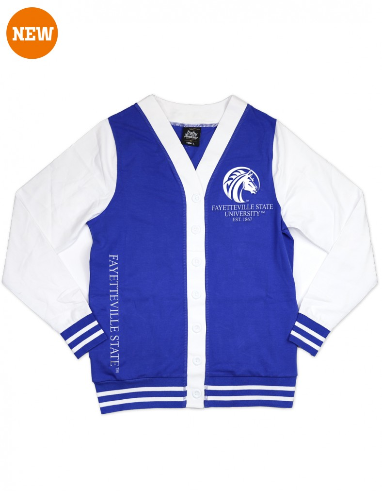 Fayetteville State University Apparel Women's Cardigan