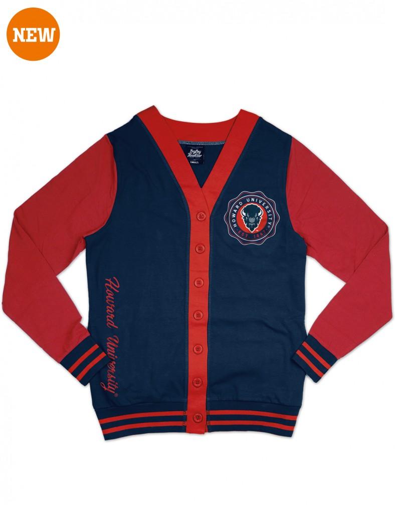 Howard University Clothes Women's Cardigan