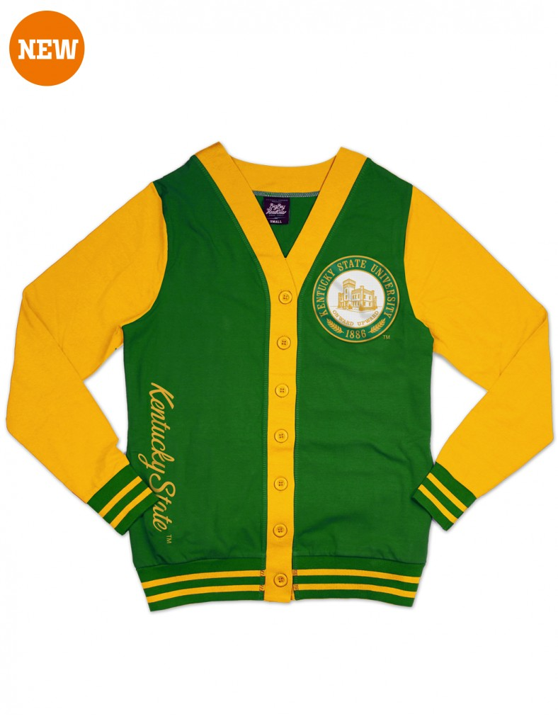 Kentucky State University Women's Cardigan