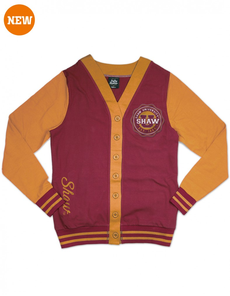 Shaw University Clothes Women's Cardigan