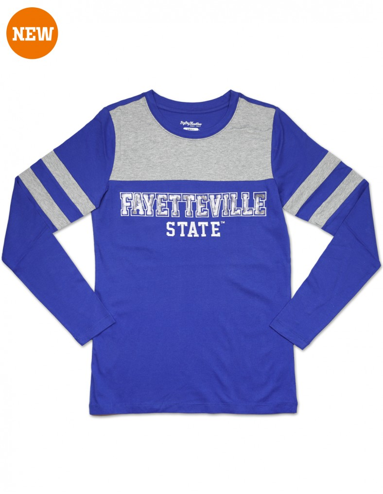 Fayetteville State University Clothes Women's Long Sleeve T Shir