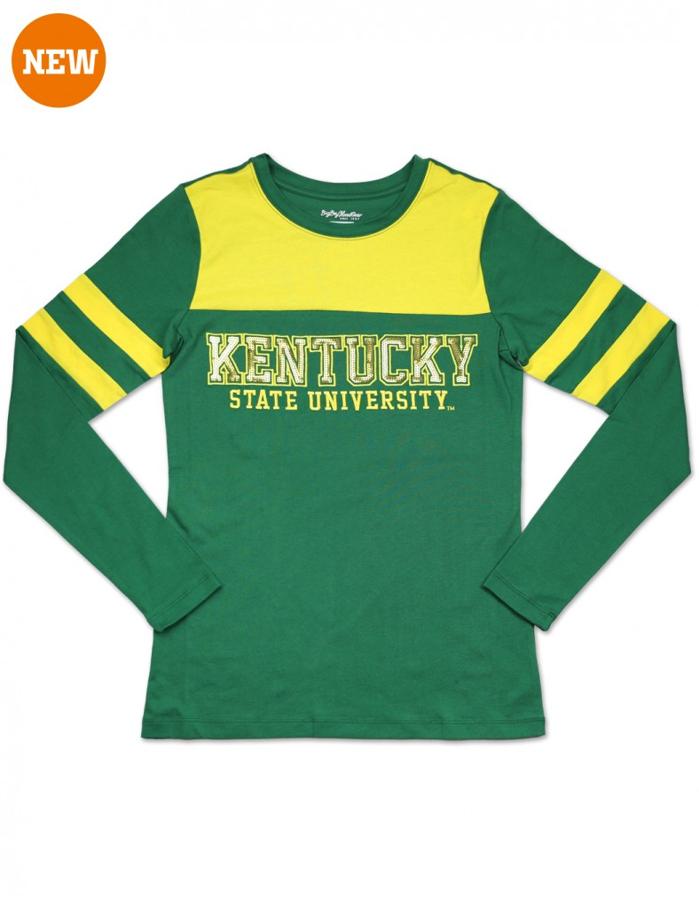 Kentucky State University long Sleeve T shirt
