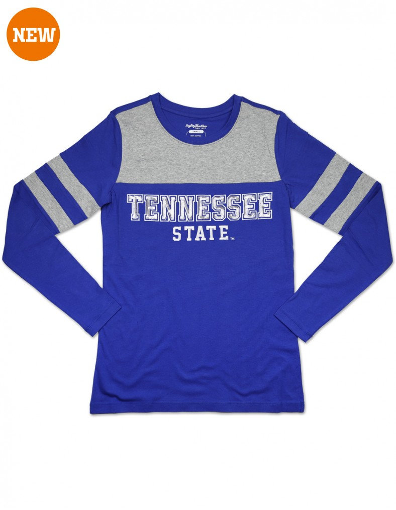Tennessee State University Women's Long Sleeve Shirt