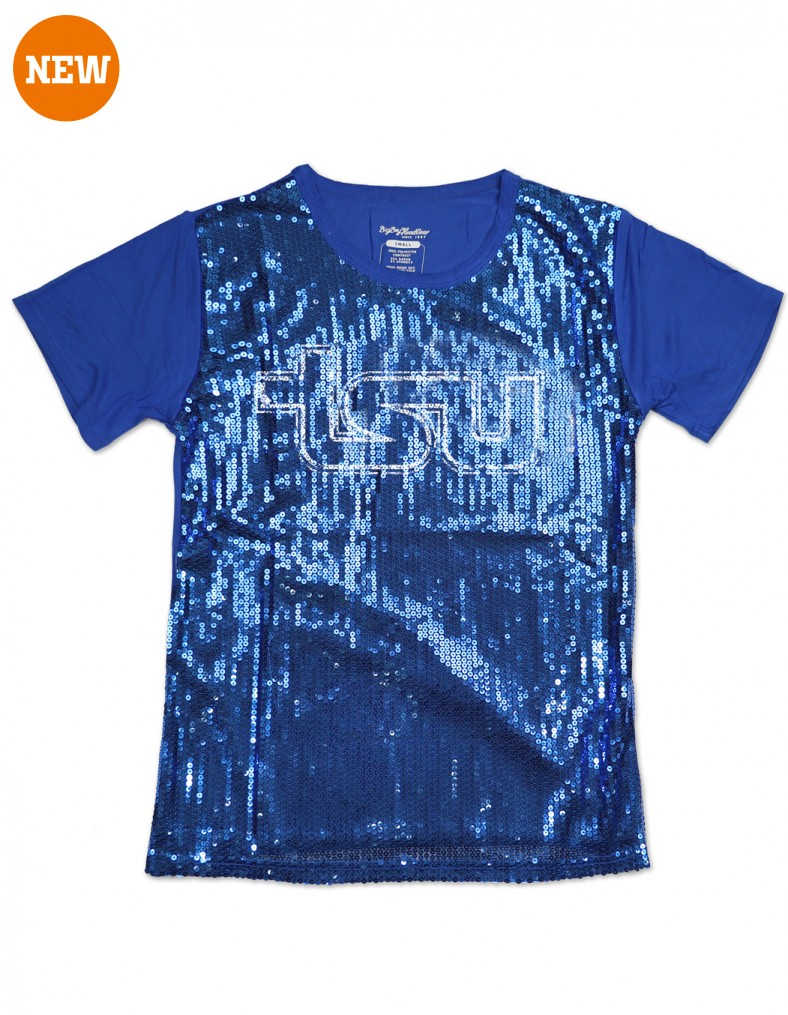 Tennessee State University Sequin T shirt