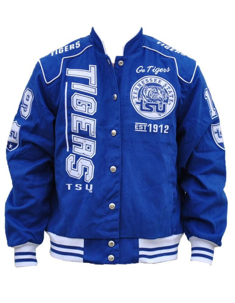 Tennessee State University Female Racing Jacket