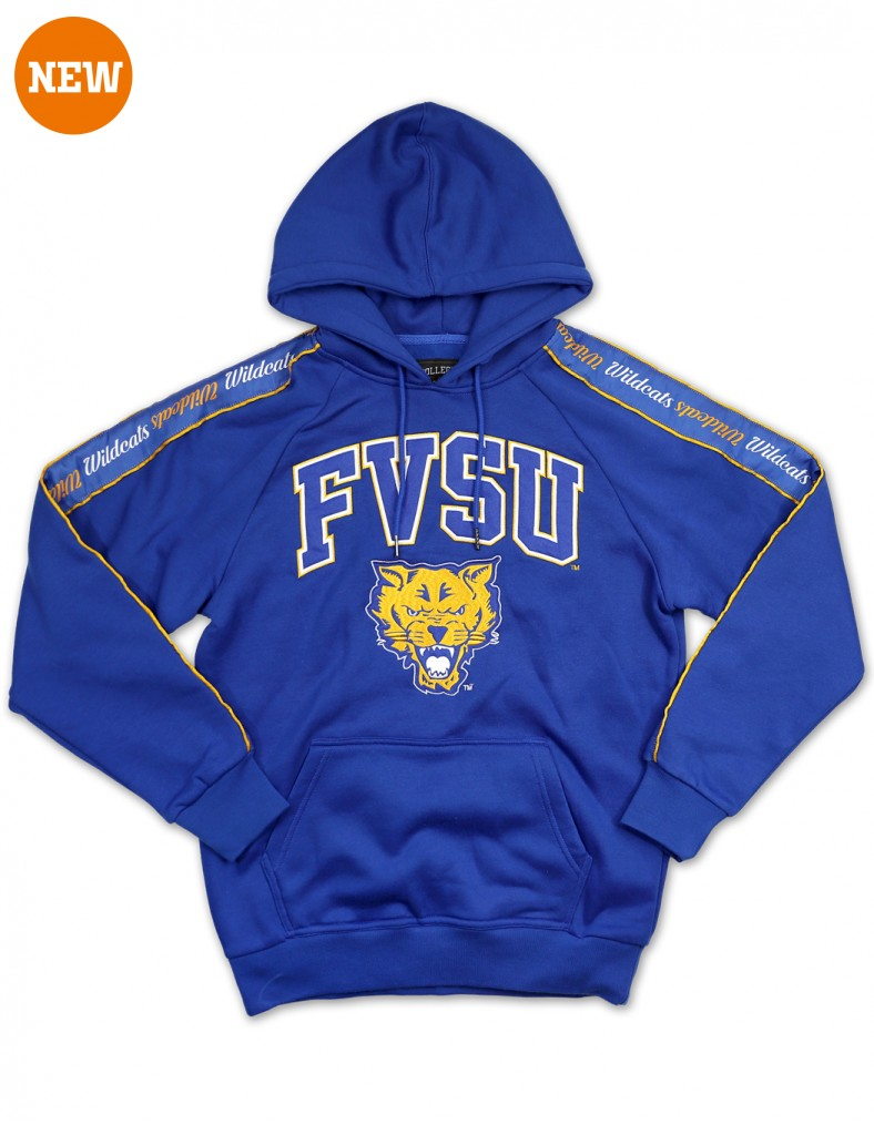 Fort Valley State University Apparel Clothing Hoodie