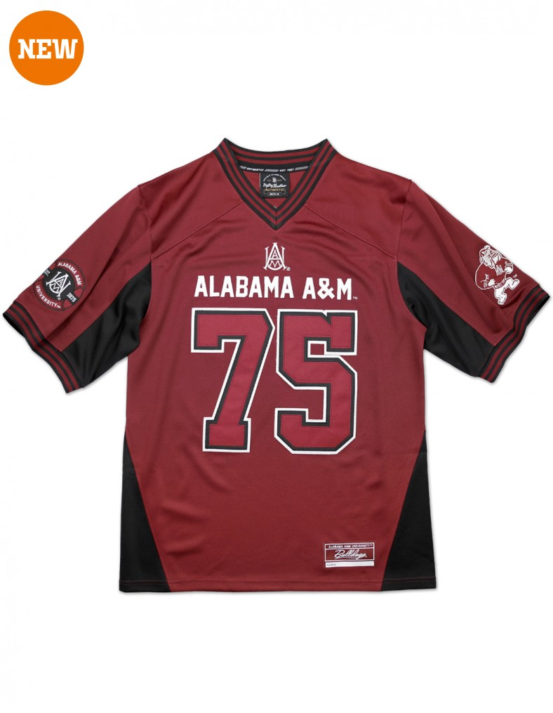Alabama A & M University Football Jersey