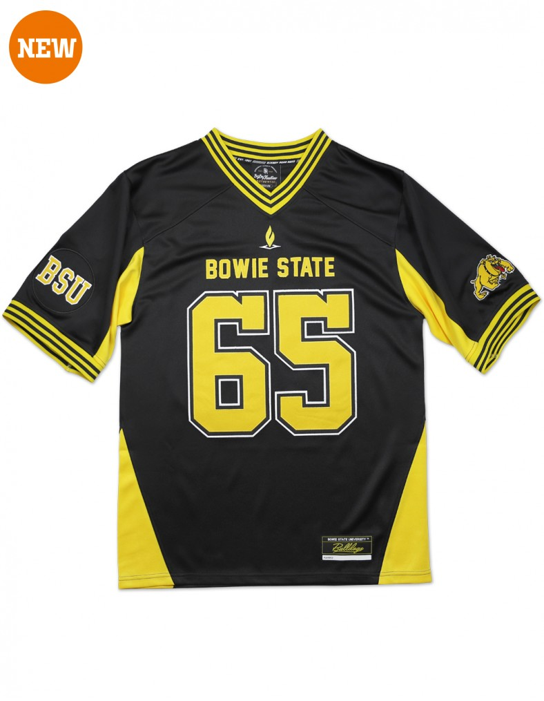 Bowie State University Football Jersey
