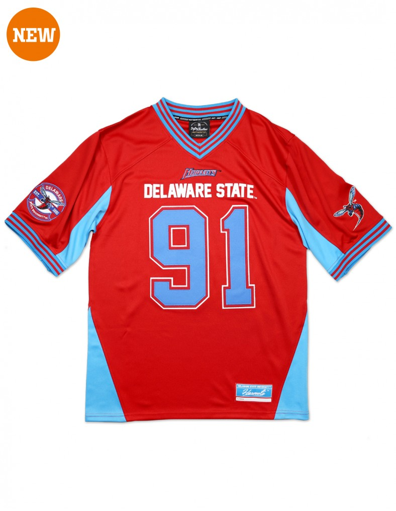 Delaware State University Clothing Football Jersey