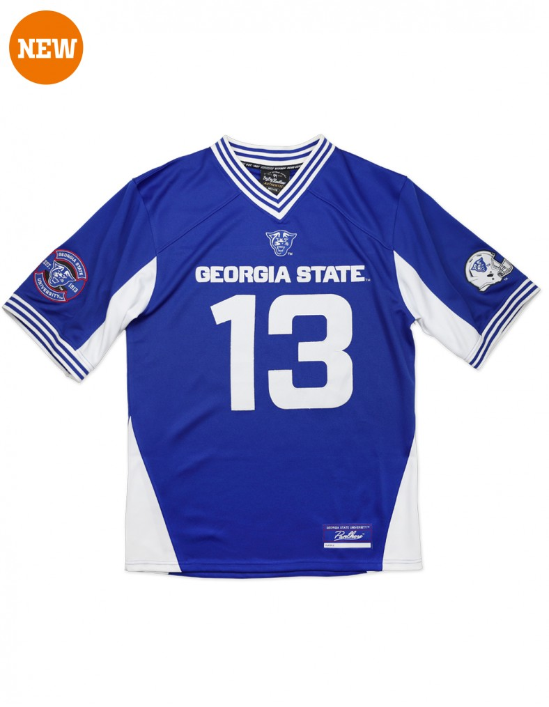 Georgia State University Clothing Football Jersey
