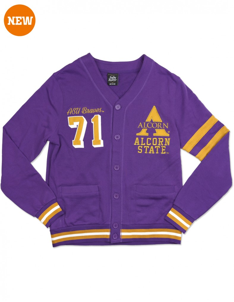 Alcorn State University Men's Cardigan