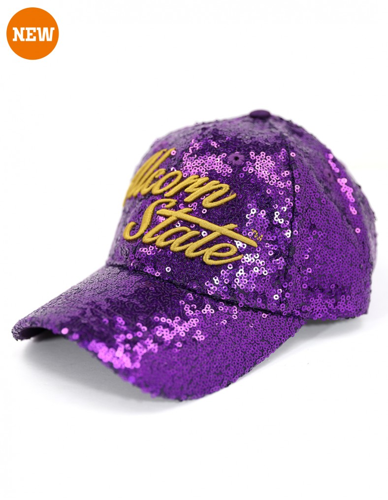 Alcorn State University Sequins Cap