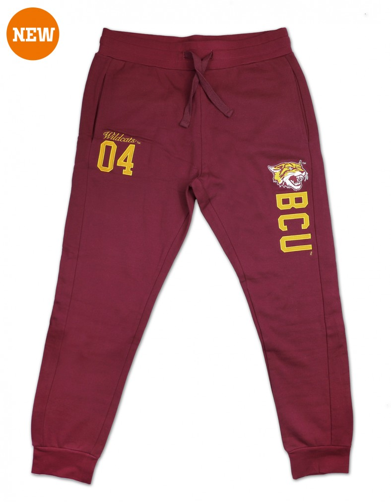 Bethune Cookman University Men's Jogging Pants