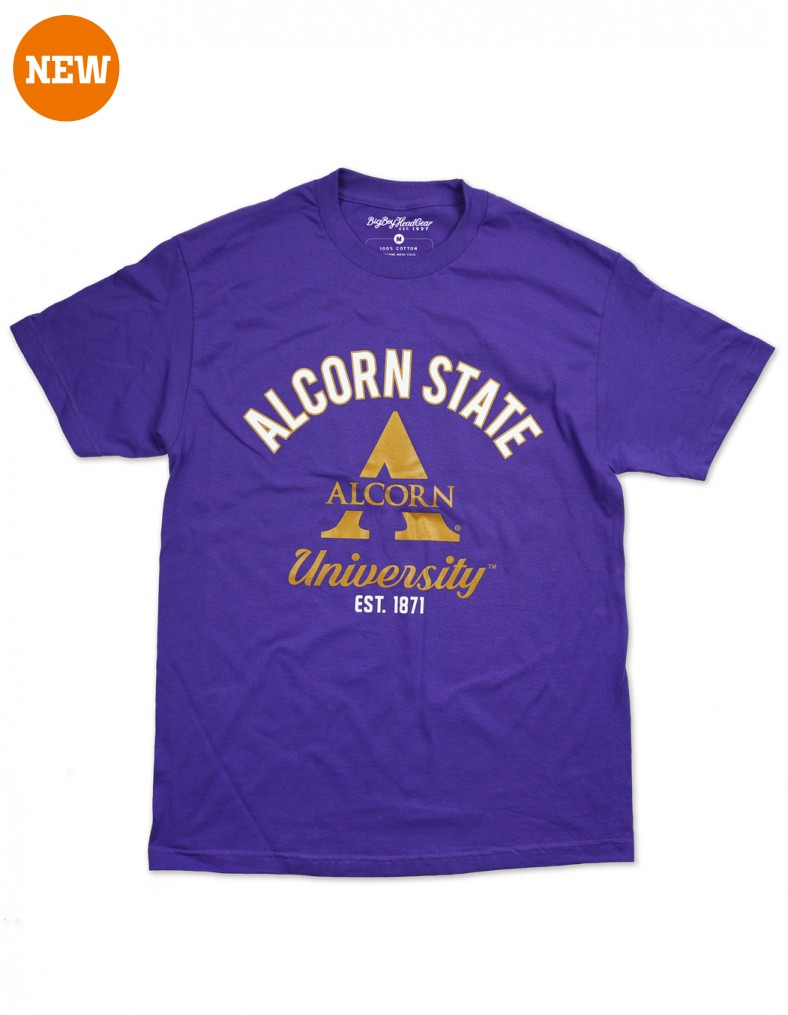 Alcorn State University Apparel T Shirt