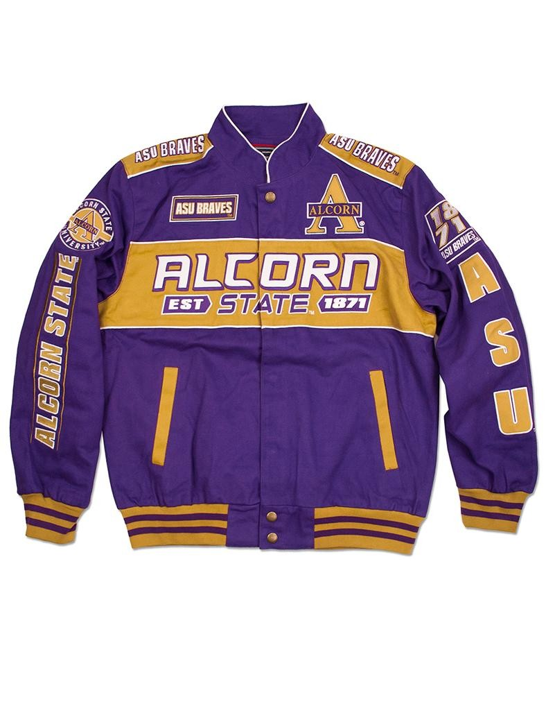 Alcorn State University Racing Jacket