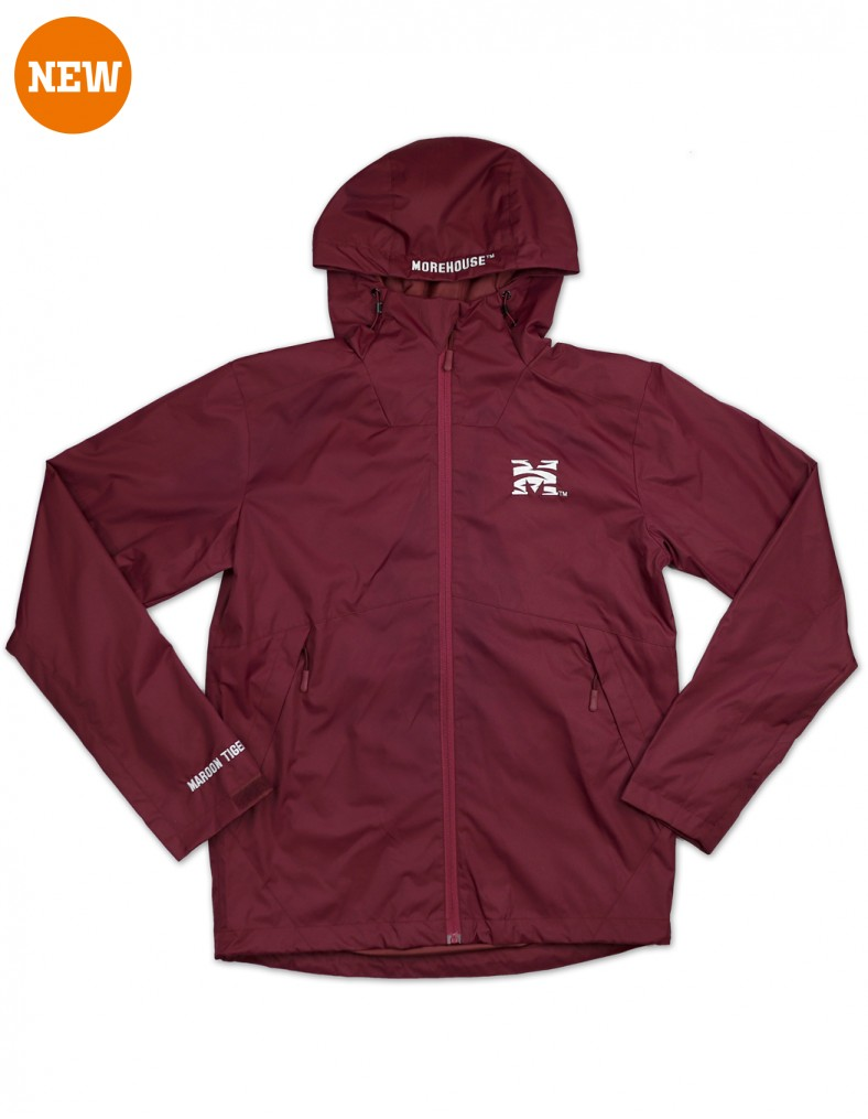 Morehouse College Clothes Windbreaker Jacket