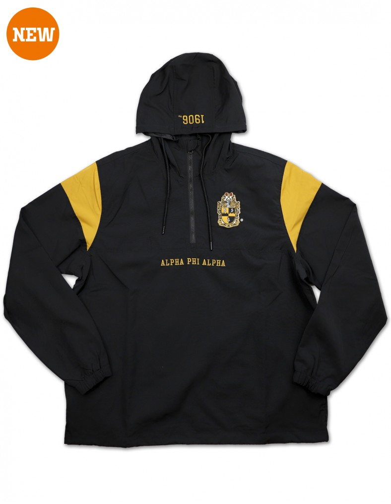 Alpha Phi Alpha apparel Anoraka Jacket