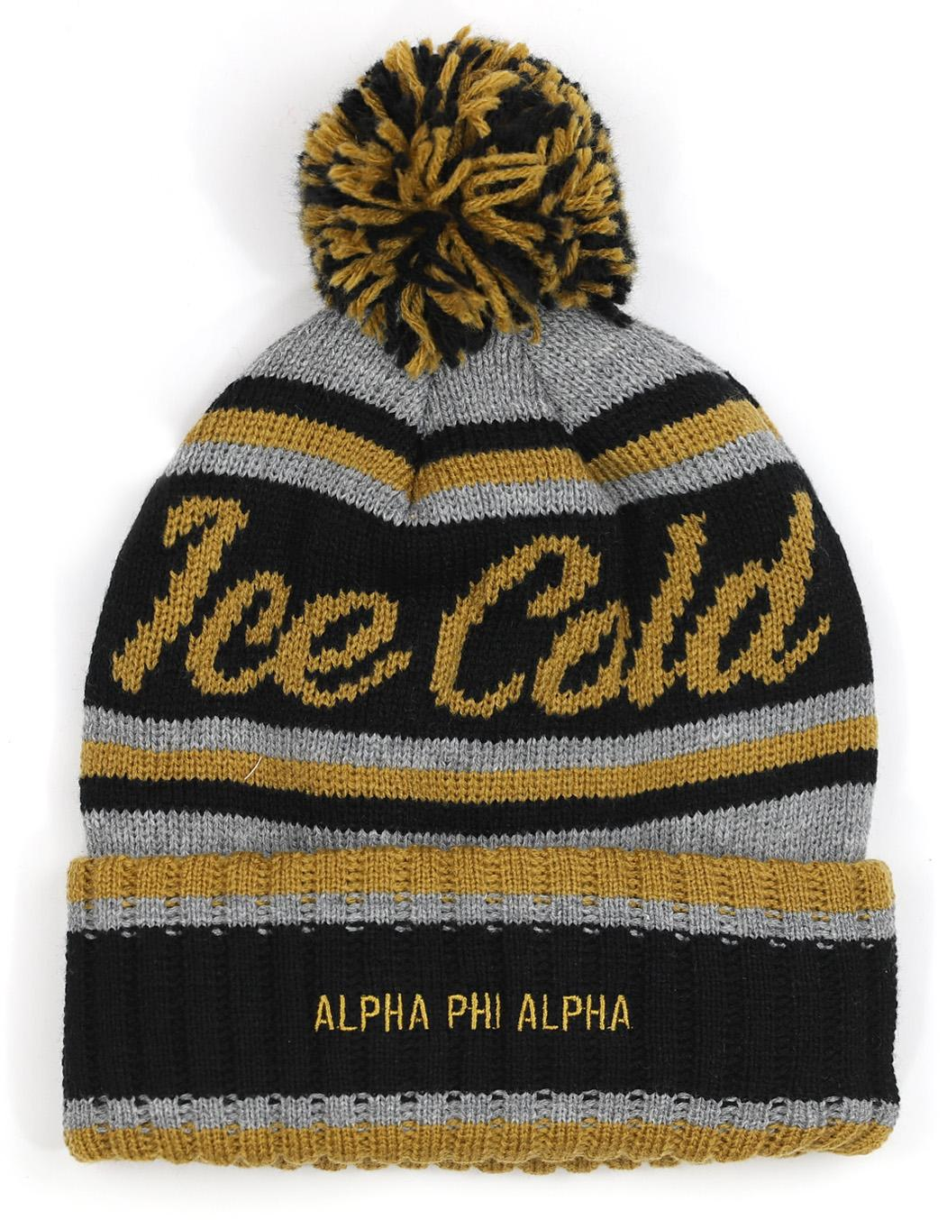 Alpha cap - head wear Beanie