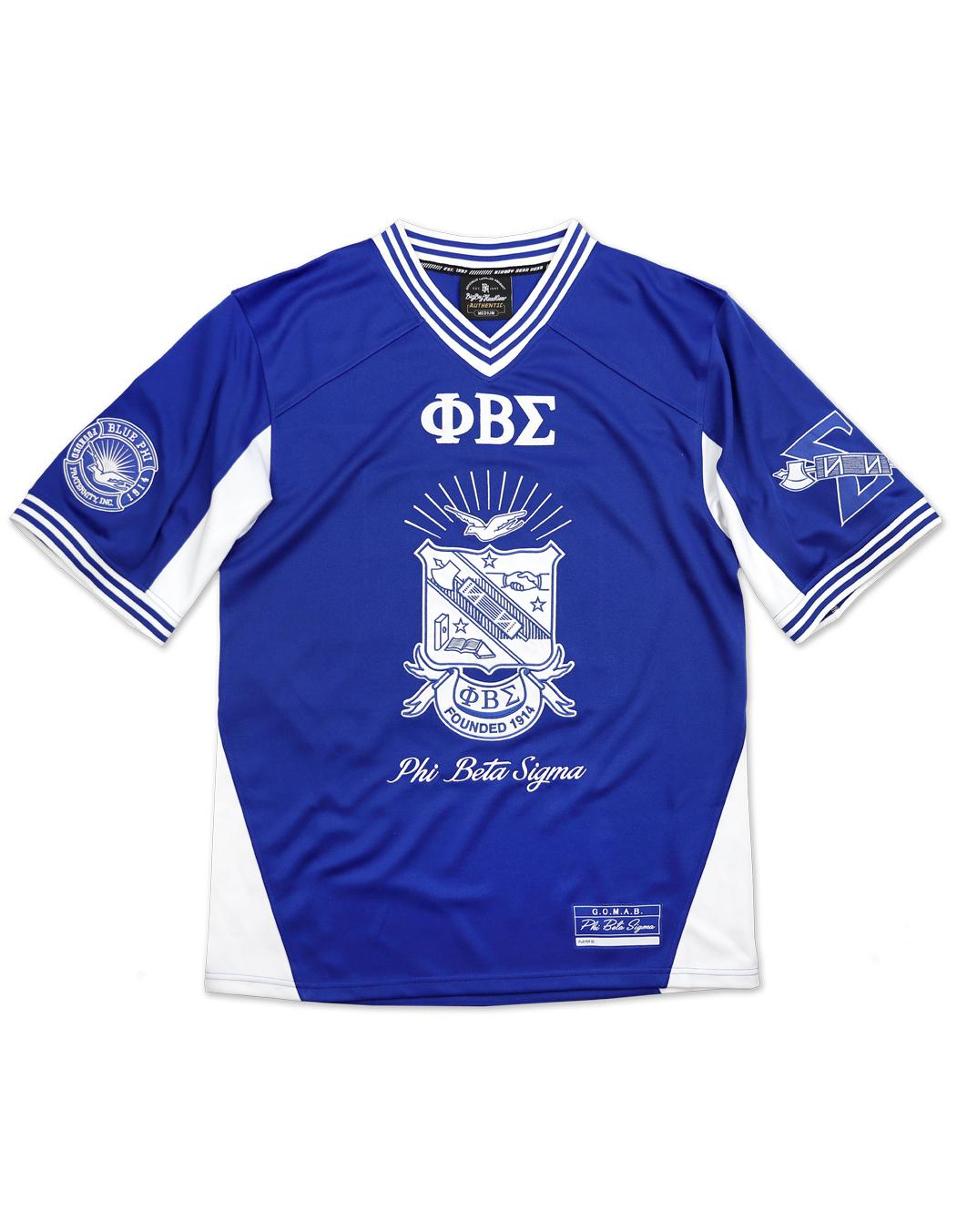 Football Jersey - Phi Beta Sigma