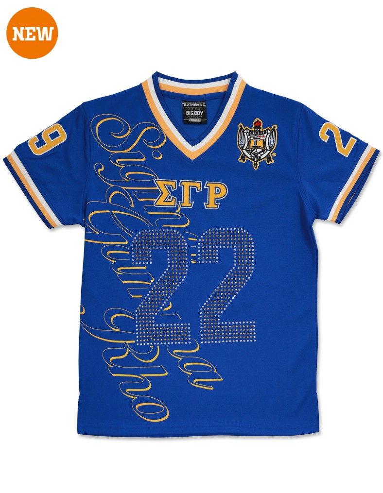 Football Jersey - Sigma Gamma Rho