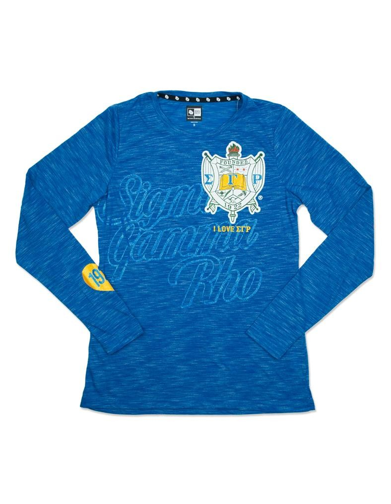 Long sleeve t shirt - Sigma Gamma Rho