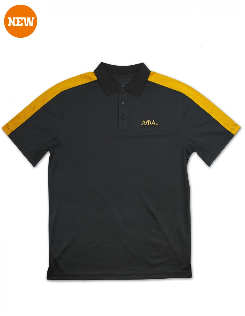 Alpha Phi Alpha apparel Polo shirt