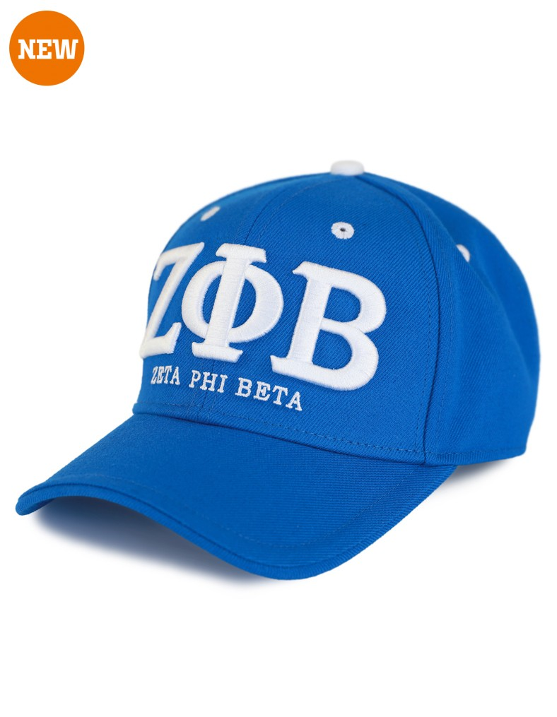 Zeta Phi Beta accessory Cap