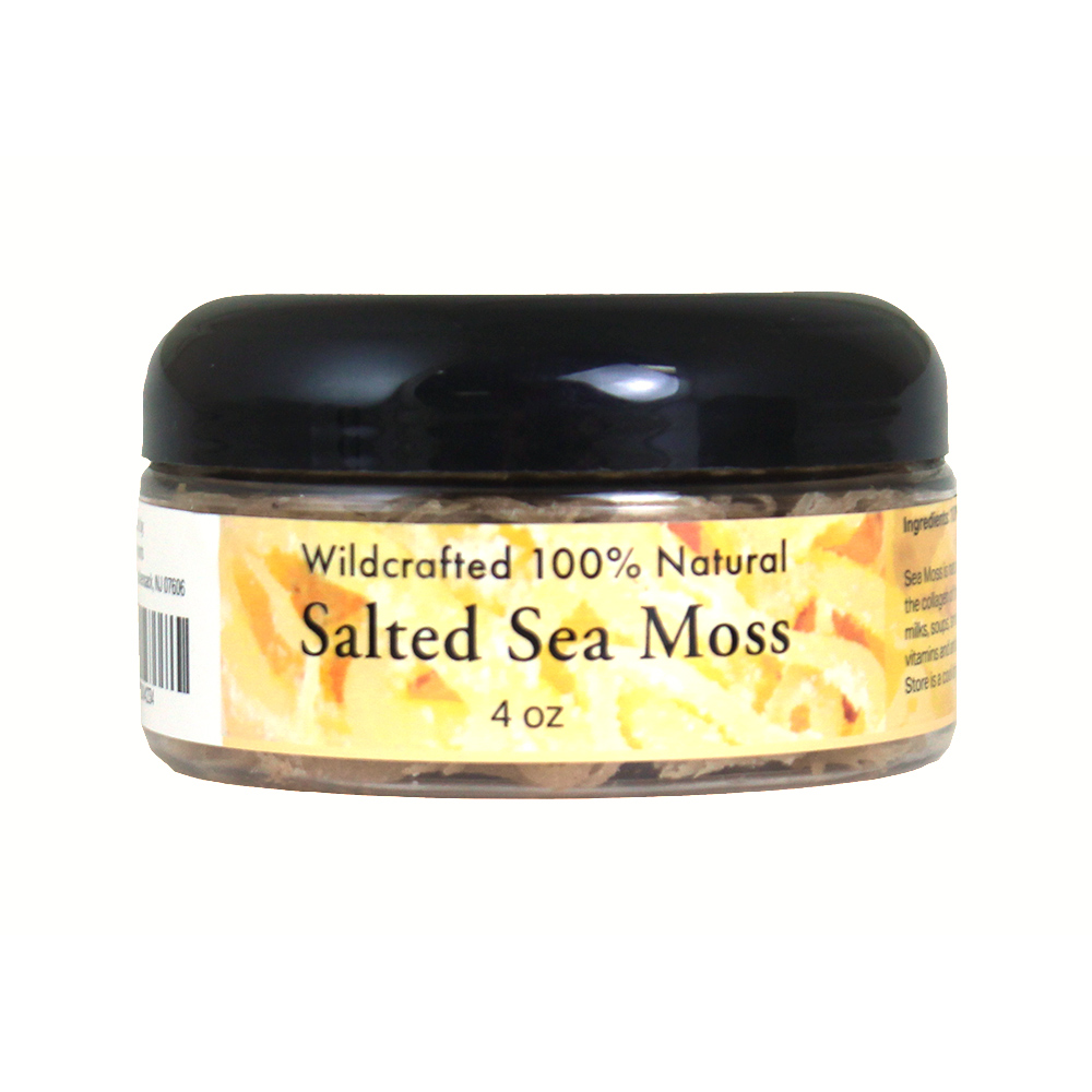 Sea Moss Salted - Dr Sebi