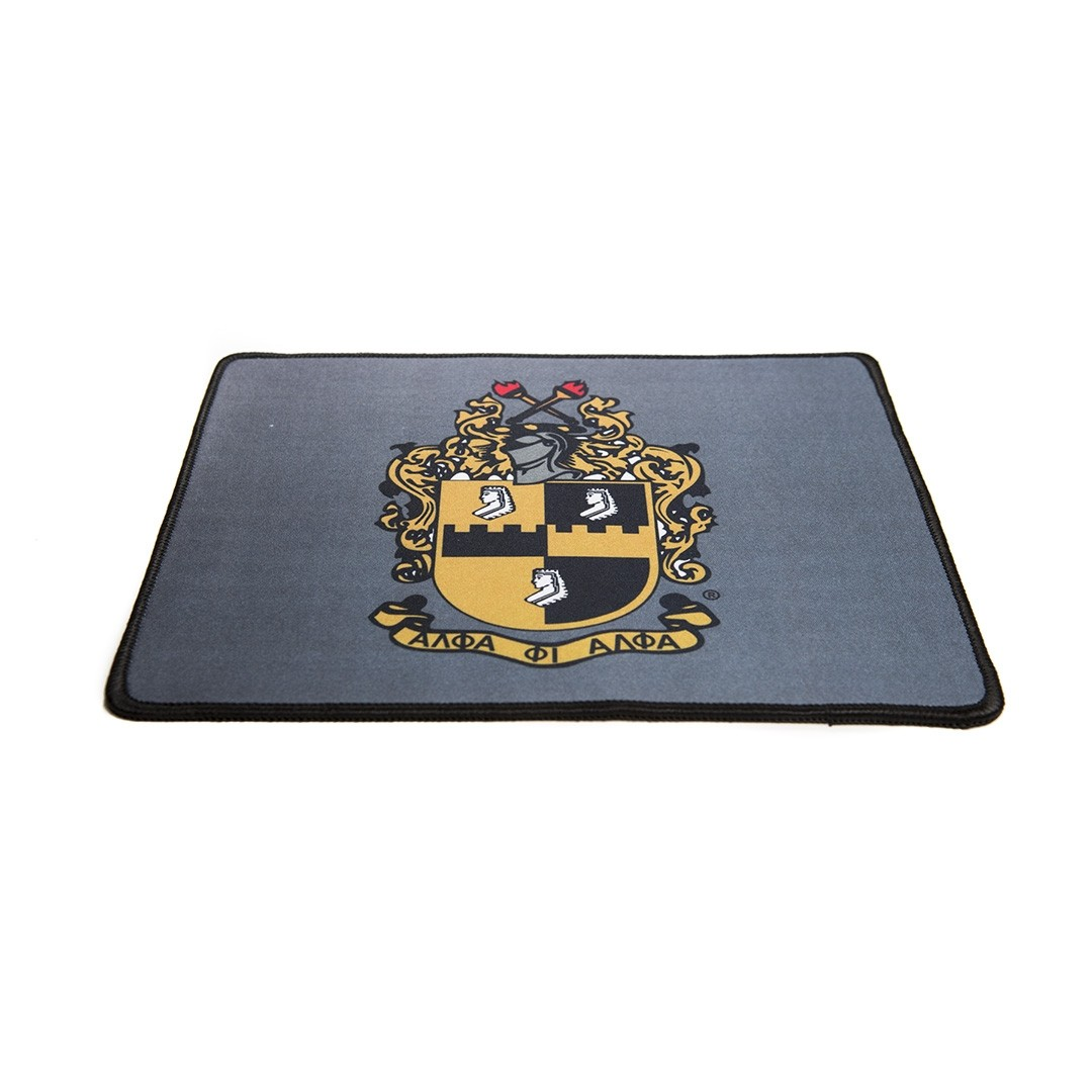Alpha Phi Alpha products mouse pad