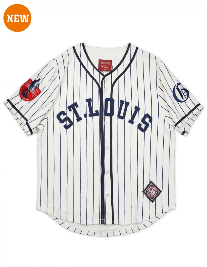 St Louis Negro League Baseball Jersey