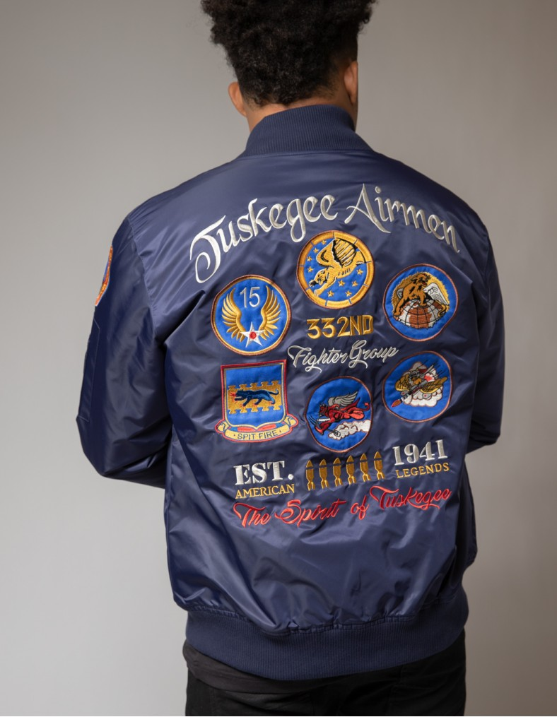 333nd Tuskegee Airmen apparel Nascar Jacket