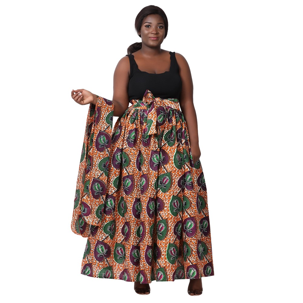 African Skirts for Women