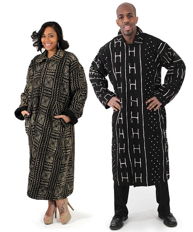 African Coats Collection