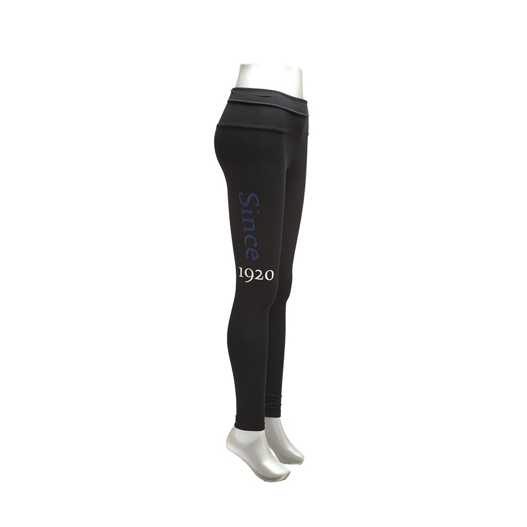 Delta Sigma Theta Apparel Women's Yoga Legging