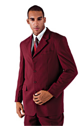 Mens Church And Business Suits-902P-D (4B)